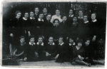 The faces of the children on each photograph are ordered from the top row, and from left to right