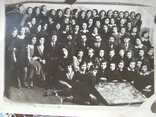 Gymnasium Yavne in 1930