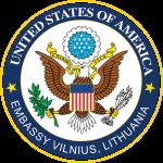 Embassy Vilnius Seal PNG
